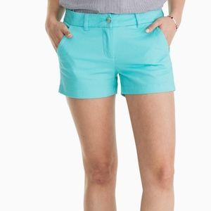Etam Paris aqua shorts